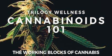 Cannabinoids 101 June Workshop tickets