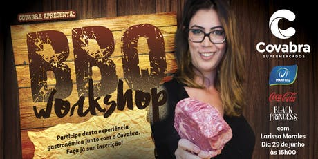 BBQ Workshop Covabra Supermercados ingressos