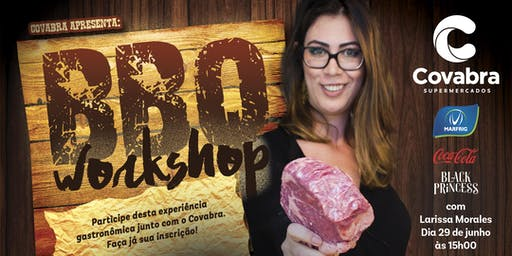 BBQ Workshop Covabra Supermercados
