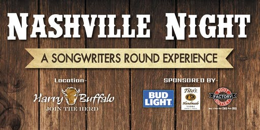 Nashville Night In Orlando w/ Adam Sanders and Josh Mirenda