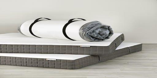IKEA Woodbridge Better Sleep workshops
