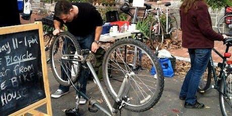 New Volunteer Orientation (Bloomingdale) -- The Bike House tickets