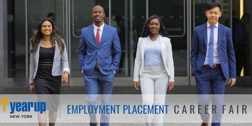 Year Up  NY|NJ - Class 25 Career Fair Partner Registration