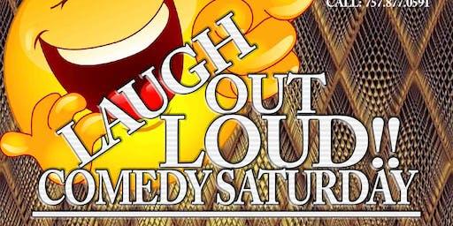 Laugh Out Loud Saturdayz