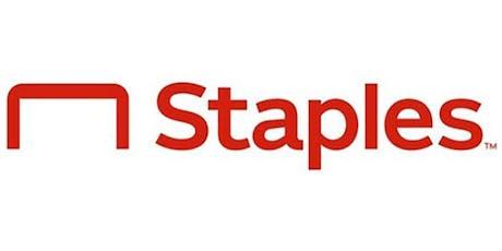 Staples Business Advantage Training tickets