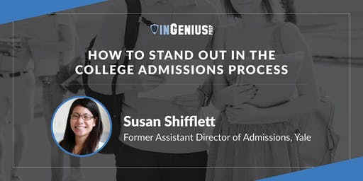 Free Presentation on How to Stand Out in the College Admissions Process