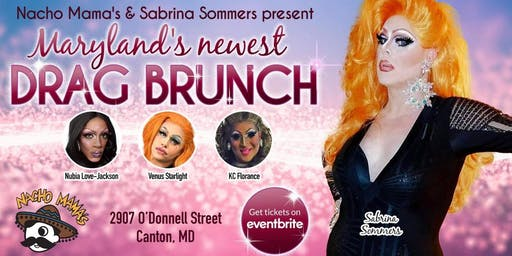 Drag Brunch at Nacho Mama's Canton