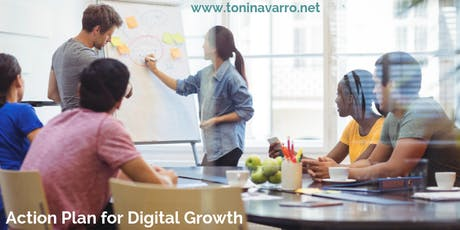 Marketing Action Plan for Digital Growth tickets