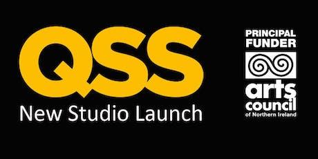 QSS Studio Launch tickets