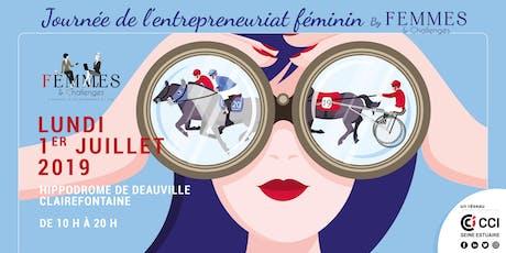 Journée de l'entrepreneuriat au féminin by F&C #2  billets