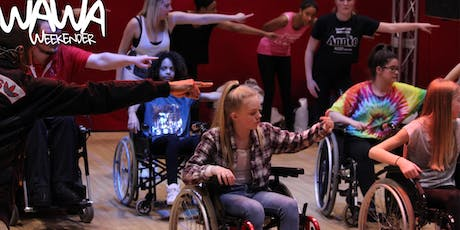 WAWA Weekender: Para Dance Workshop: Showing Everyone Can Dance! tickets