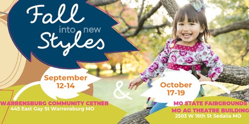 New Parent (under 6 Months) and Parents to Be and Grandparents to Be Presale KCC Warrensburg