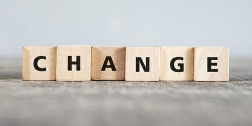 Managing and coping with change