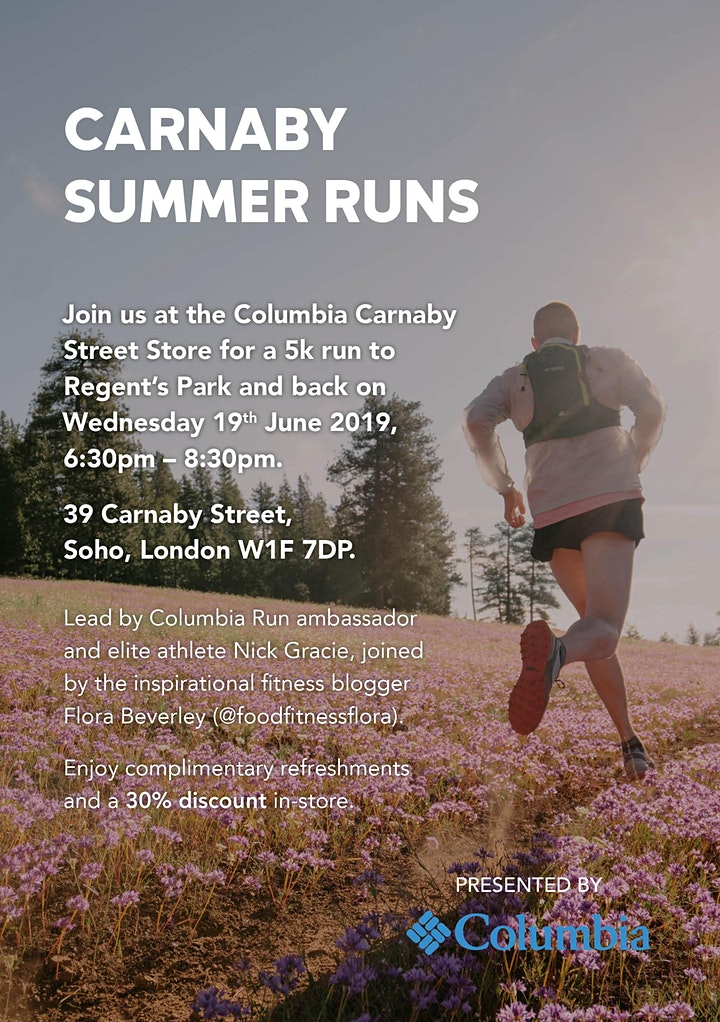 Columbia Carnaby Summer Runs image