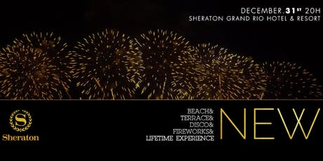 New'20 /\ Reveillon Sheraton Grand Rio Hotel & Resort ingressos