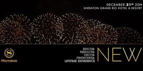 New'20 /\ Reveillon Sheraton Grand Rio Hotel & Resort tickets