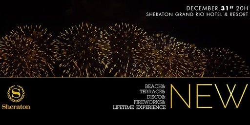 New'20 /\ Reveillon Sheraton Grand Rio Hotel & Resort