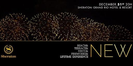 New'20 /\ Reveillon Sheraton Grand Rio Hotel & Resort
