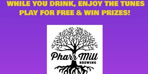 MUSIC BINGO! at PHARR MILL BREWING