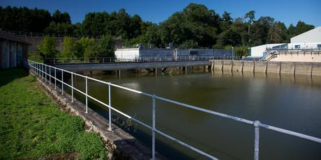 Explore the history of Exeter's water supply: Pynes Water Treatment Works tickets