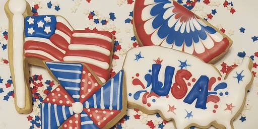 Cookies On Tap - Red White & Blue