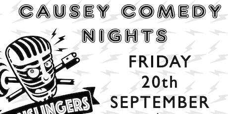 Causey Comedy Gig  tickets