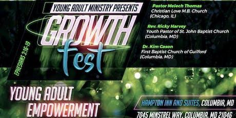 FBCOG Growth Fest tickets