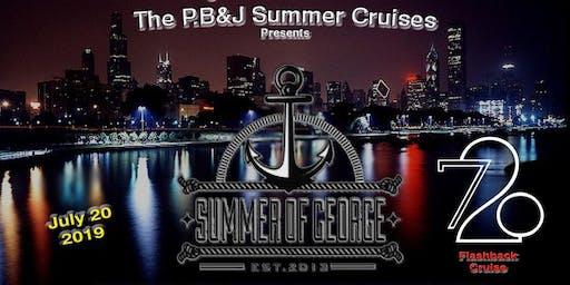"The P.B&J Summer Boat Cruises Presents! ""Club 720 Flashback"""