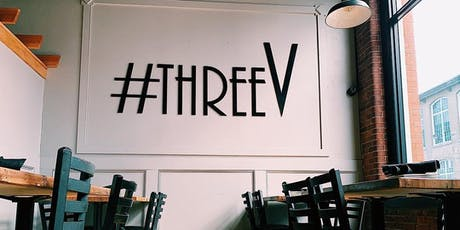 Live Entertainment at Three V - Brie & Tag tickets