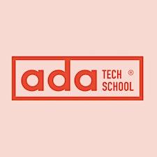 Ada Tech School - L'école de code d'un nouveau genre logo
