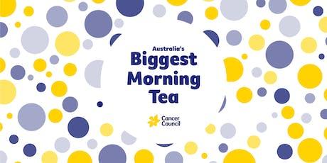 Australia's Biggest Morning Tea tickets