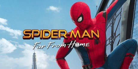 Spiderman – Far From Home tickets