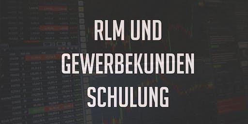 RLM und Gewerbekundenschulung 11.07.2019
