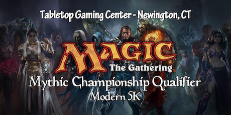 Tabletop's Mythic Championship Qualifier SECOND Wave tickets