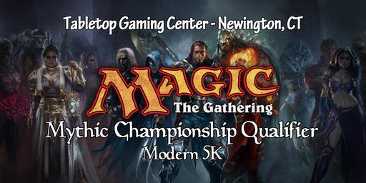 Tabletop's Mythic Championship Qualifier SECOND Wave