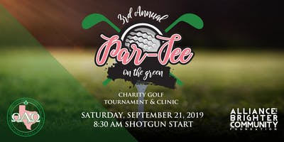 Par-Tee on the Green with the Frisco AKAs 2019