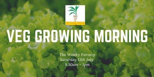 Veg Growing Morning