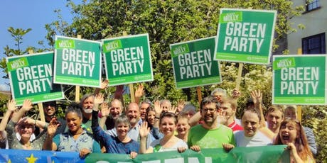 Greens can take over City Hall 2020 tickets