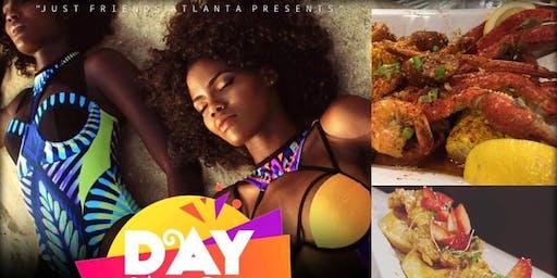"""""""Day LA Soul"""" ATLANTA'S PREMIUM SUNDAY DAY PARTY ATL THE EMPIRE ATL"""