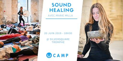 Sound Healing avec Marie Milla