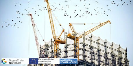 Get into Construction with Supply Chain North East tickets