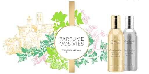 Club Parfum se déplace à La Rochelle