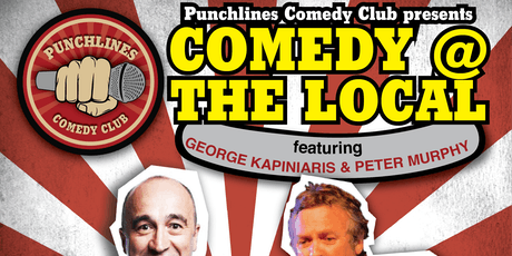Comedy @ The Local - Friday 28 June, 2019 tickets