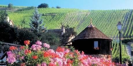 Alsace v New Zealand Wine Masterclass tickets