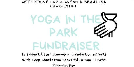 Yoga in the Park!  tickets