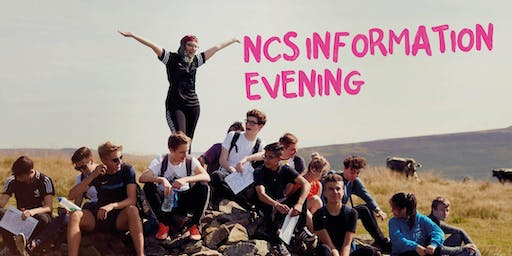 NCS Ingeus - Summer 19 - Information Evening