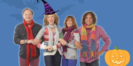 The Laurie Berkner Band's Monster Boogie Halloween Concert tickets