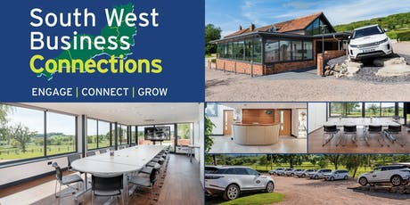SW Business Connections Lunch - Land Rover Experience Westcountry tickets