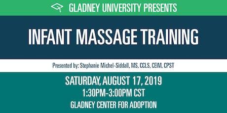 Infant Massage Training tickets