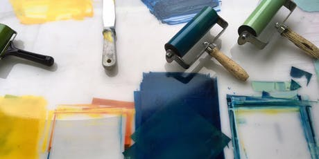 Explore Printmaking - 10 Week Course tickets